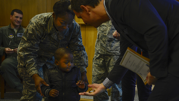 Troop Rewards provides free vacations for 10 Liberty Airmen