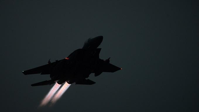 Lakenheath to conduct night flying