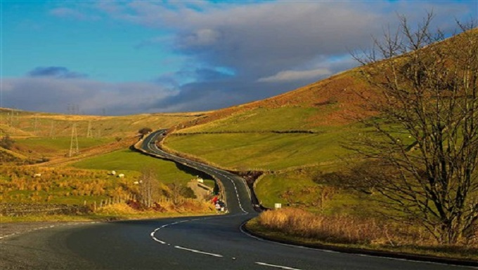 Driving in the UK: An Airman's guide for safety