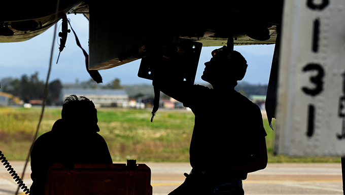 48th Maintenance Group preps for INIOHOS 18