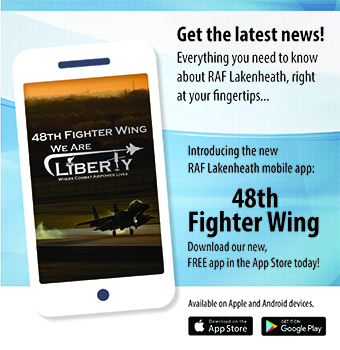 Home page of RAF Lakenheath