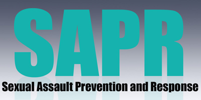 Sexual Assault Prevention and Response tab